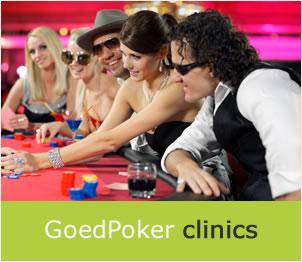 poker clinic en poker workshop