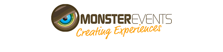 logo monster events