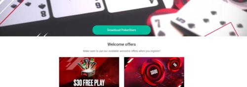 Review poker room Pokerstars