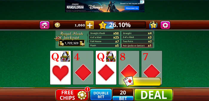 videopoker android